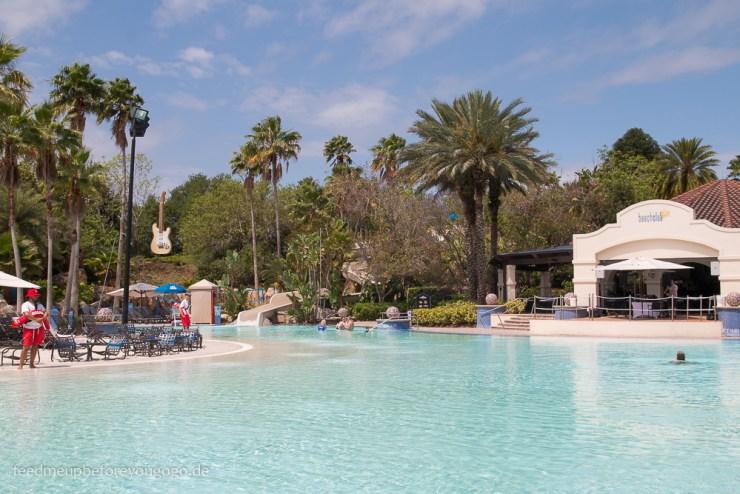 Hard Rock Hotel Orlando Florida Pool
