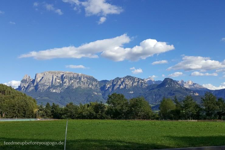Kaltern auf dem Ritten Berge Südtirol Italien