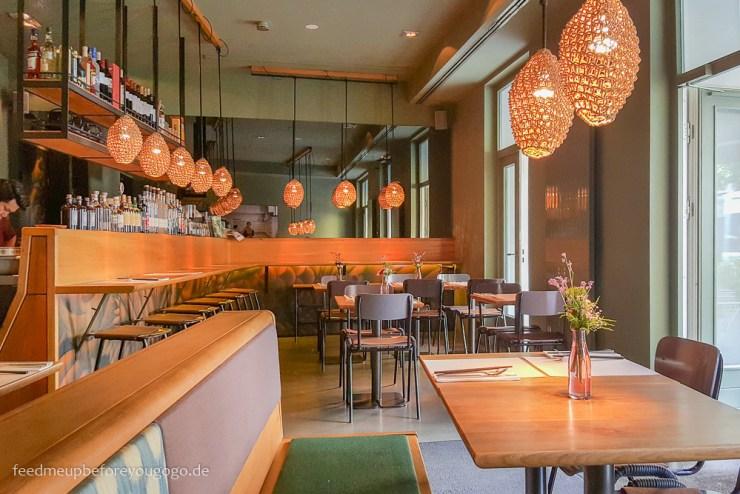Koriander Too vietnamesisch essen gehen in München