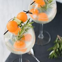 Melon Mare & Tonic – Gin & Tonic mit Melone und Gurke