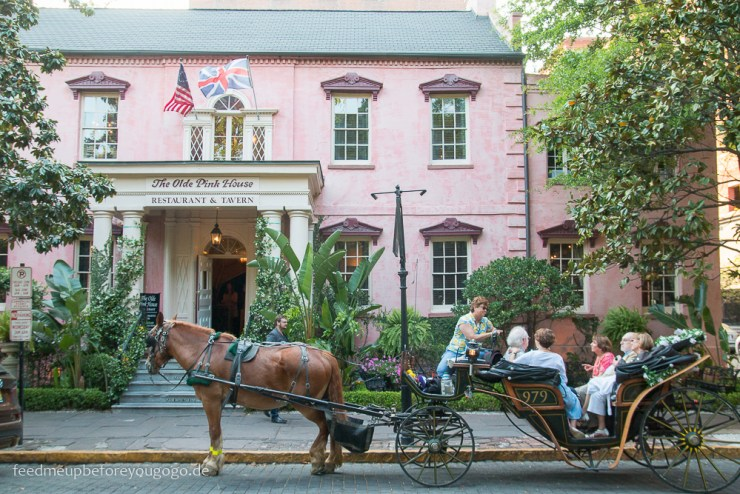 The Olde Pink House Savannah kulinarisch Food Guide