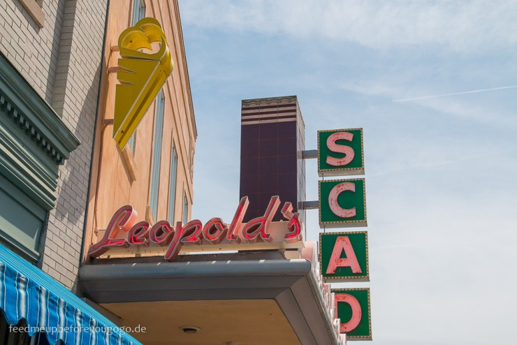 Leopold's Ice Cream Savannah kulinarisch Food Guide
