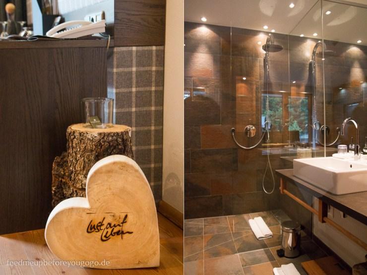 Loggia Suite Hubertus Alpin Lodge & Spa Balderschwang Allgäu