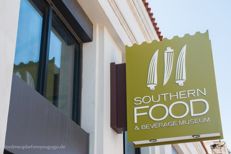 3 Tage in New Orleans Southern Food & Beverage Museum