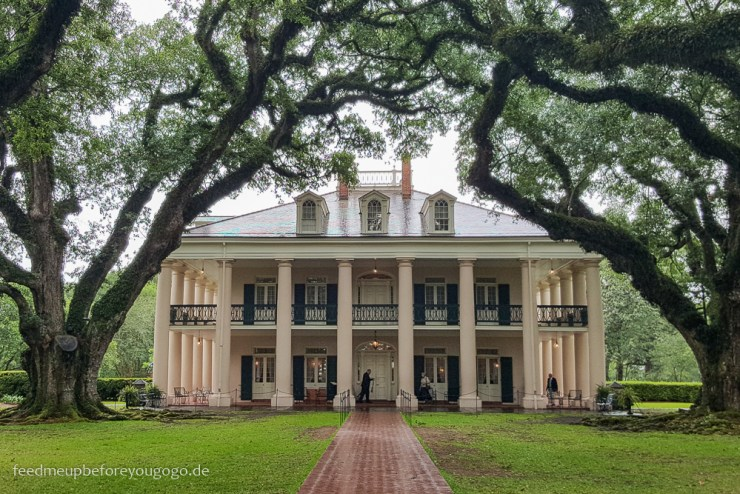 Oak Alley Plantation Plantagenhaus Vacherie Louisiana