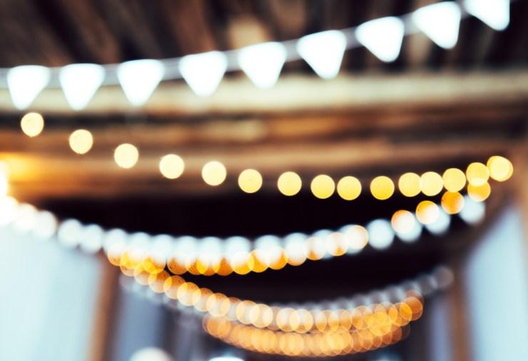 Lichterketten. Foto: Andrew Knechel