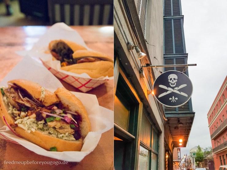 New Orleans Killer Poboys Sandwiches kulinarische Tipps Food Guide