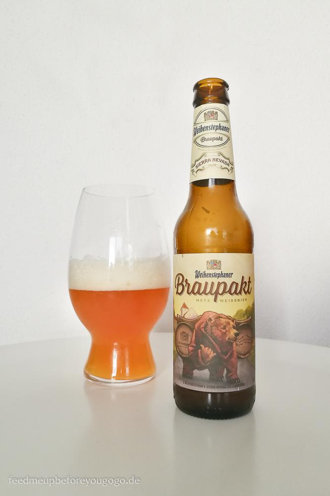 Braupakt Sierra Nevada Weihenstephan Craft-Bier