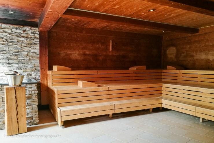 Das Kronthaler Hotel Spa Finnische Sauna Achenkirch Tirol