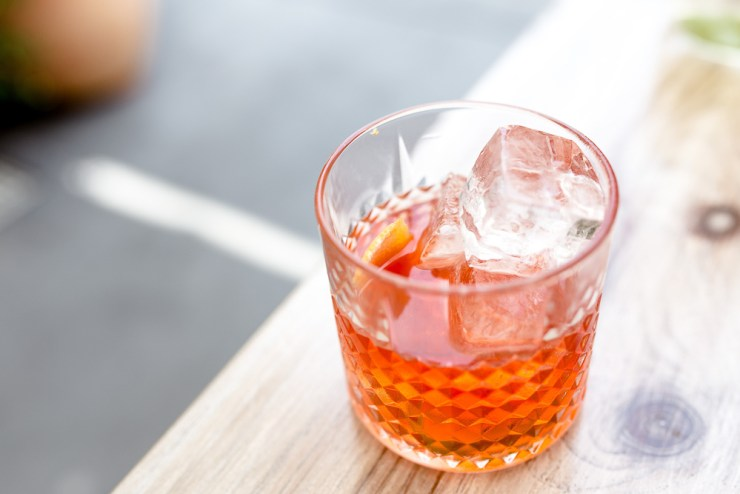 Drink Foto von Tim Wright via Unsplash