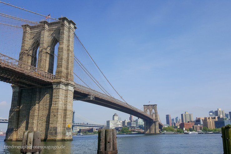 Brooklyn Bridge Manhattan New York