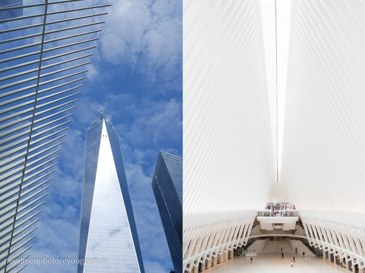 One World Trade Center Oculus New York