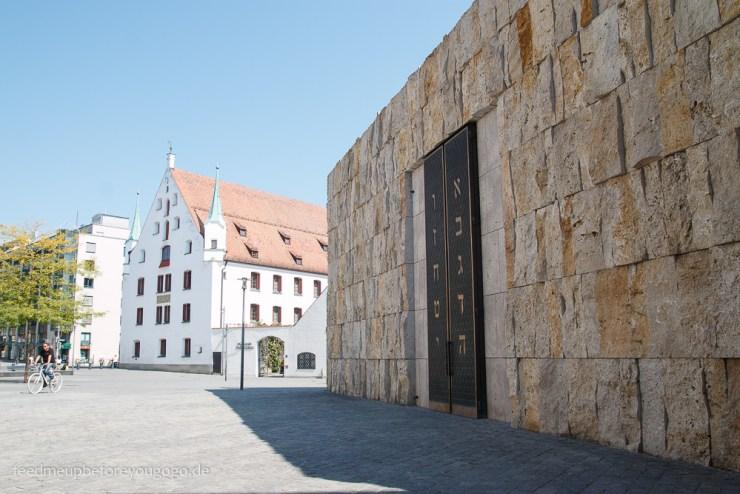 Synagoge St-Jakobs-Platz München