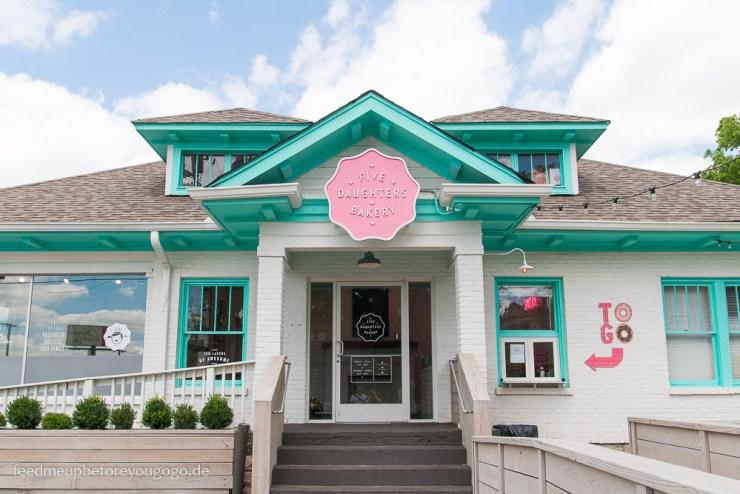 Five Daughters Bakery 12 South Nashville kulinarische Tipps