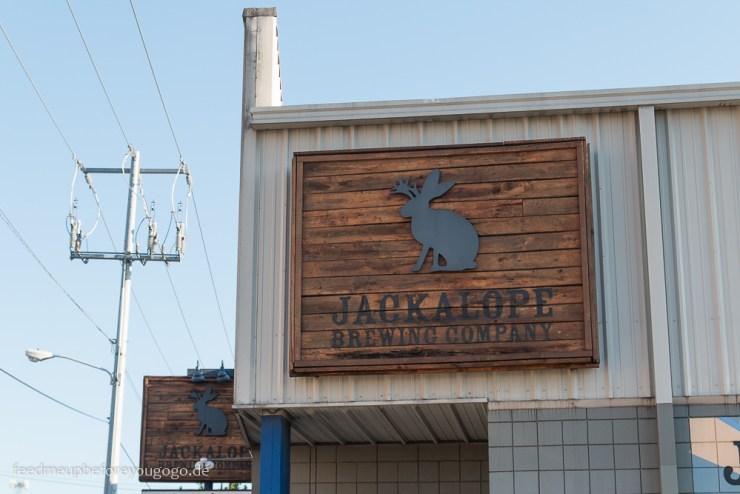 Jackalope Brewing Company Brauerei Nashville kulinarische Tipps