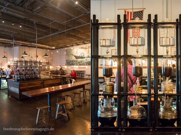 East Nashville Barista Parlor Coffeeshop kulinarische Tipps