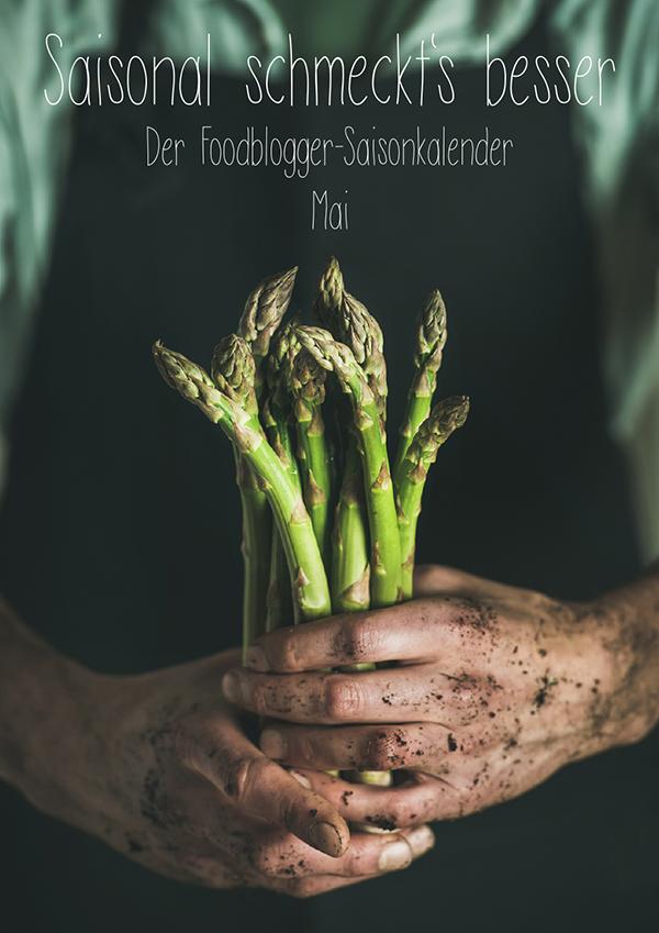 Rezepte Saisonkalender Mai