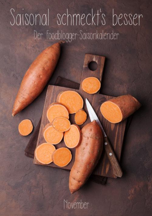 Rezepte Saisonkalender im November