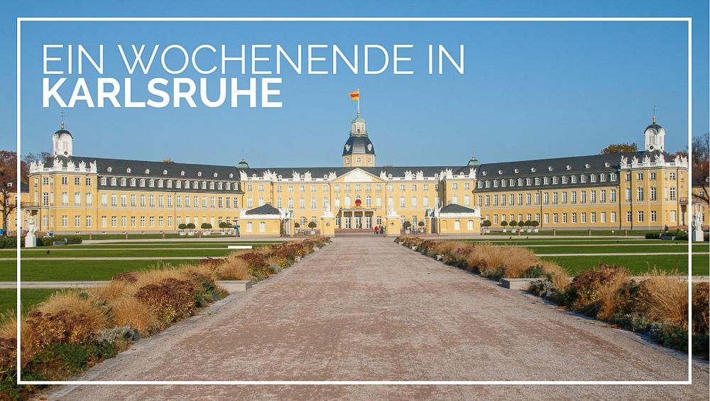 Karlsruhe Wochenende