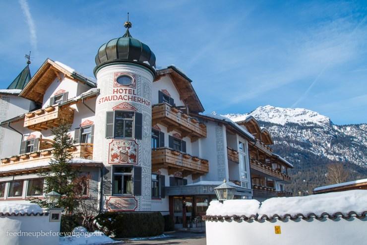 Hotel Staudacherhof Garmisch-Partenkirchen Wellness-Wochenende