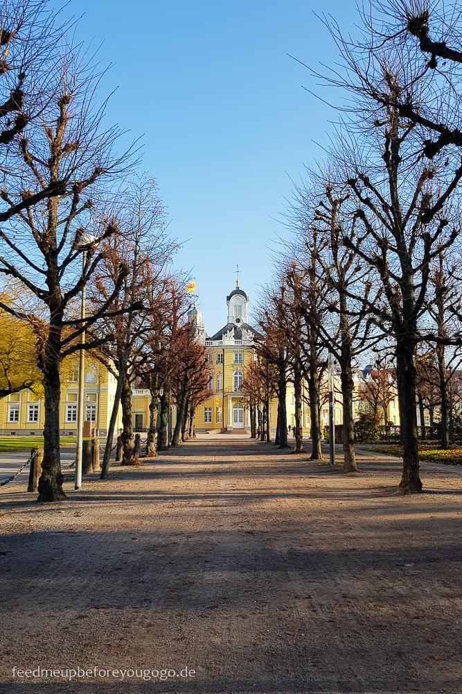 Reisetipps Karlsruhe Allee zum Schloss
