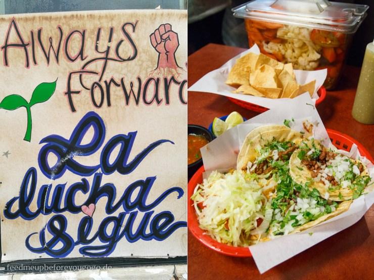 Taquería Los Comales Tacos Chicago kulinarische Tipps Food Guide