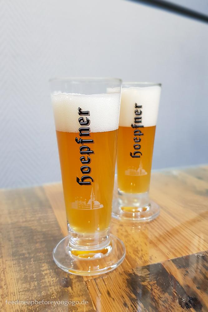 Brauerei Hoepfner Karlsruhe kulinarische Tipps