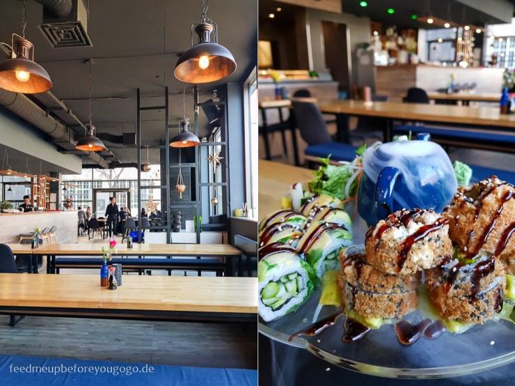 Taumi Sushi Karlsruhe kulinarische Tipps