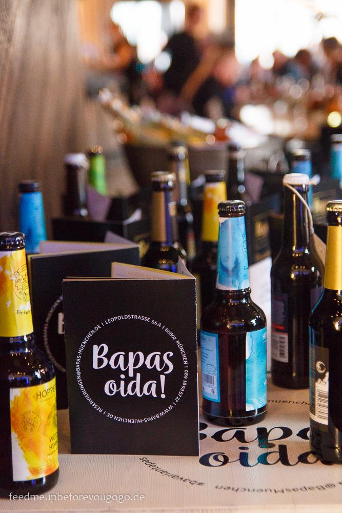 Bapas Beer-Pairing München