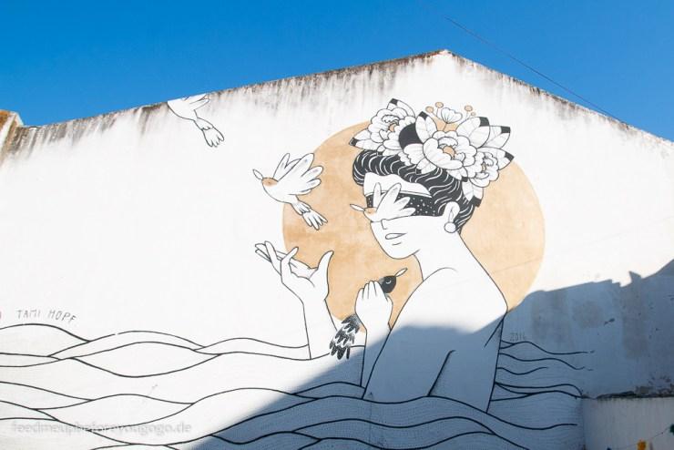 Lissabon Alfama Street-Art und kulinarische Tipps