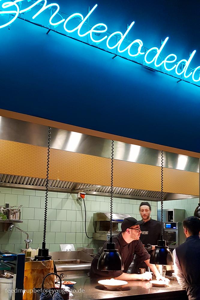Neni israelische Küche im 25hours Hotel München