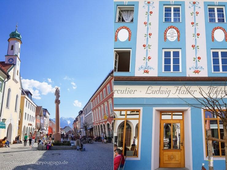 Murnau Marktplatz