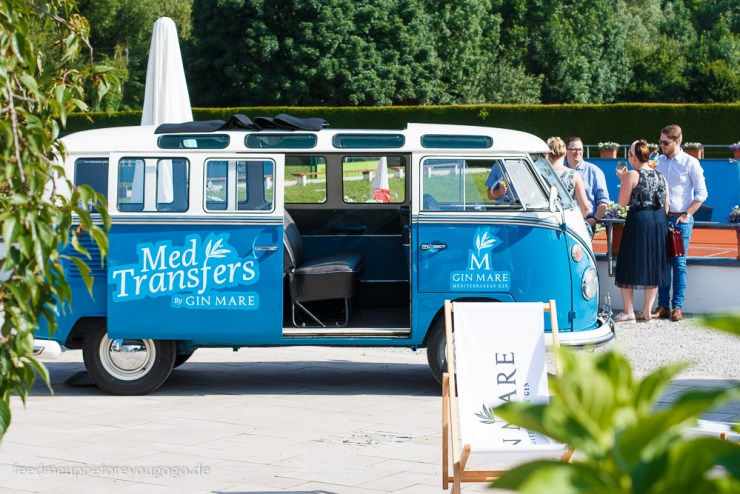 MedTransfers Food-Pairing-Festival von Gin Mare in München