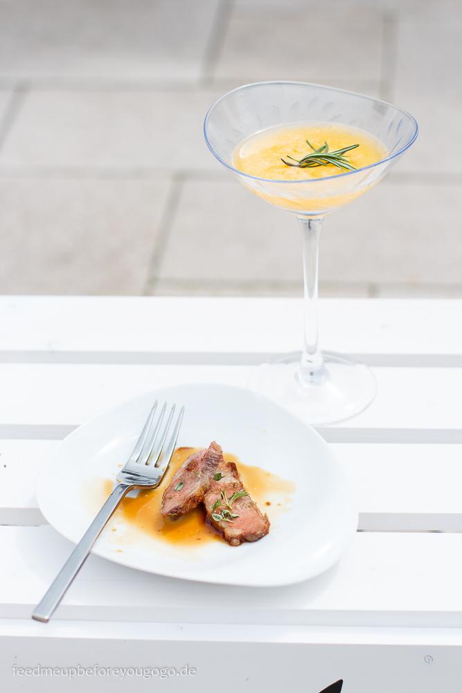 Secreto Ibérico und New Clover Club Haebel Hamburg MedTransfers Food-Pairing-Festival von Gin Mare in München