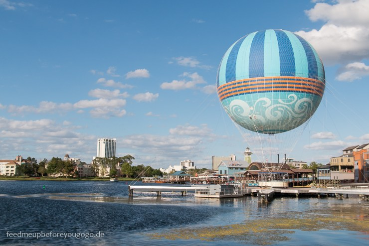 Disney Springs in Orlando Walt Disney World Florida