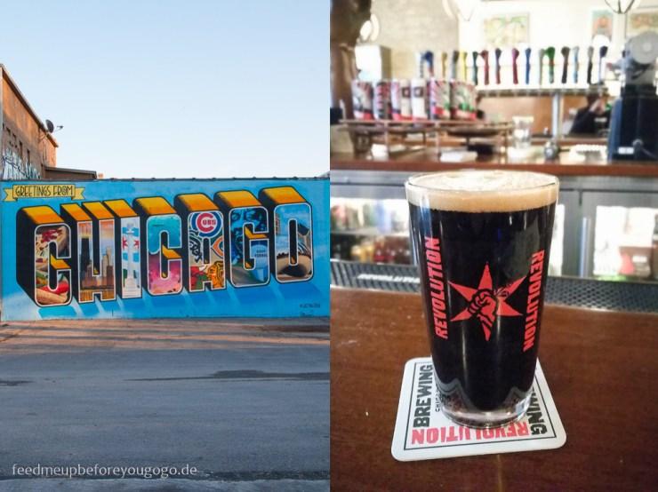 Revolution Brewing Brewpub Craft Beer in Chicago