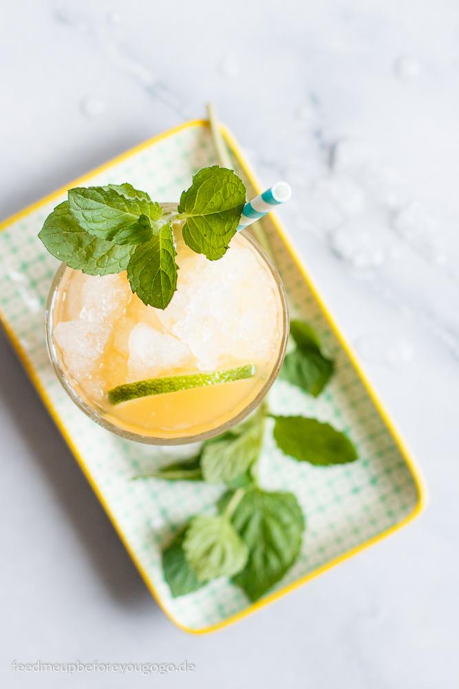 Crodino-Ingwer-Tonic - Rezept für einen alkoholfreien Sommerdrink