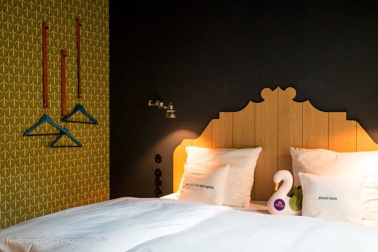 Zimmer 25hours Hotel The Royal Bavarian Reisetipps für ein Wochenende in München