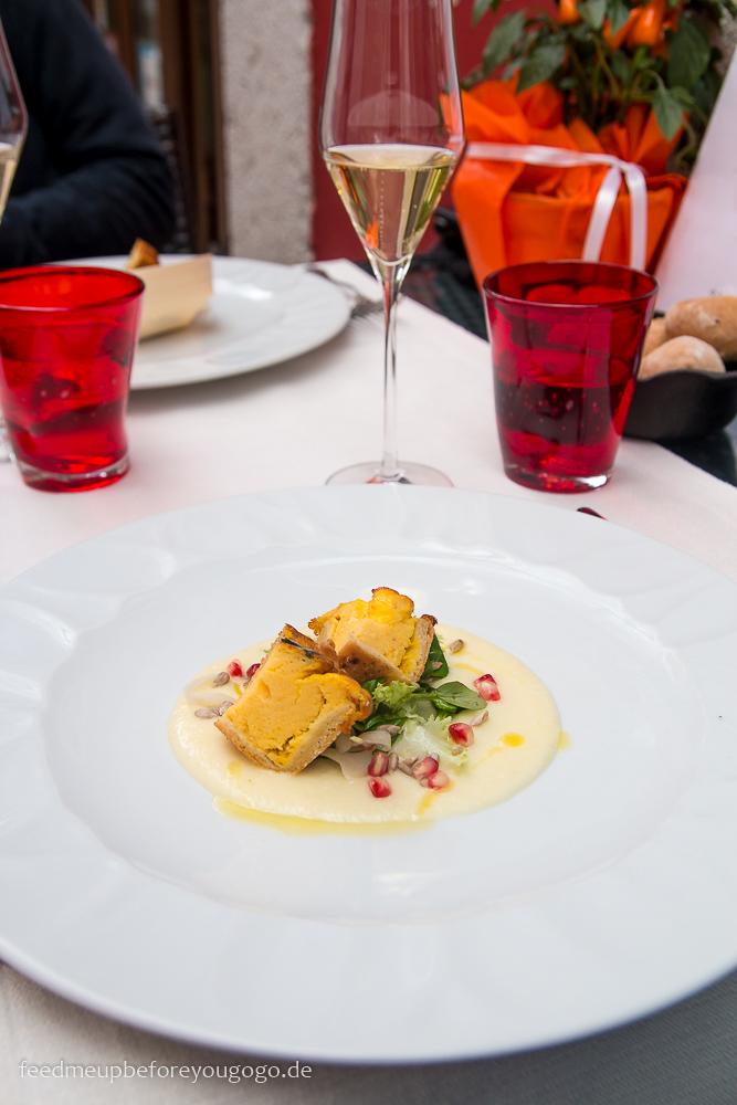 Tipps für den Gardasees: essen gehen in Arco Il Ritratto