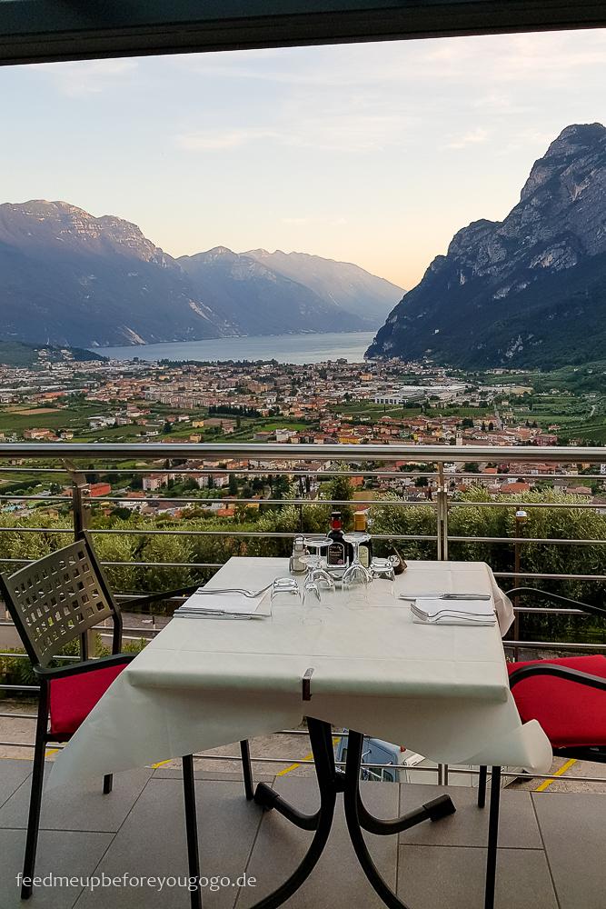 Tipps für den Gardasees: Restaurant Acetaia del Balsamico Tenno