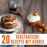 Vegetarische Rezepte mit Kürbis