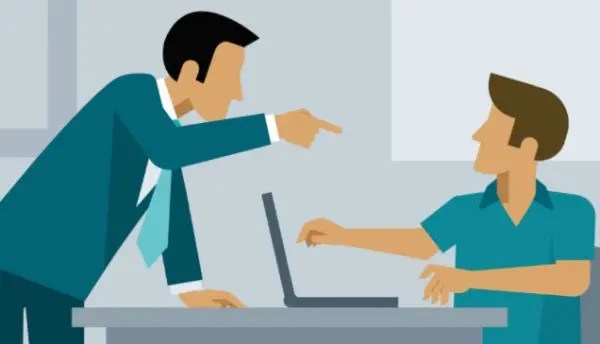 Is bullying at the workplace acceptable under the guise of extracting performance?