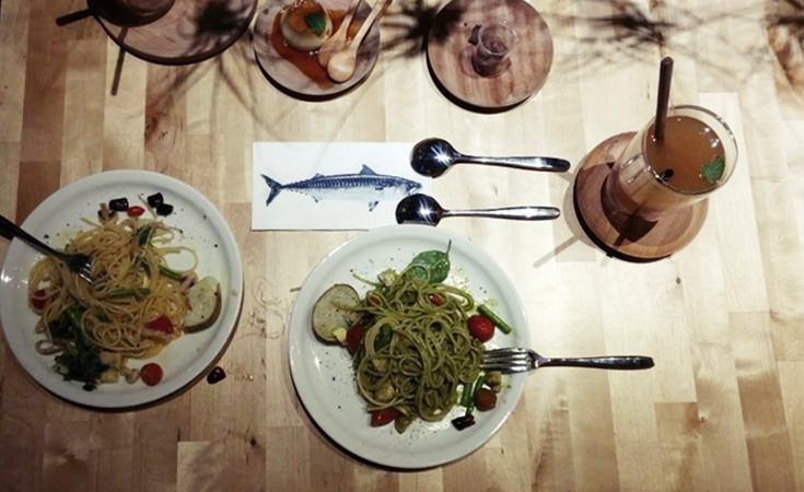 (食)彰化 端倪生活二訪 pasta開賣!
