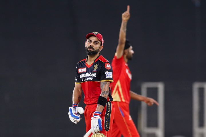 IPL 2021: 'We Couldn't Execute Our Plans, Gave Away 25 Runs Extra': Kohli After Defeat Against Punjab Kings