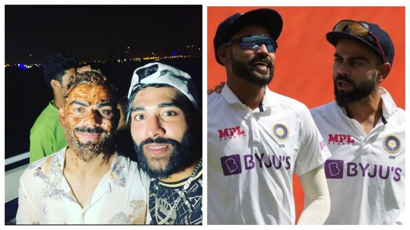'Miaan, The Changes In You Are Amazing': Virat Kohli's Encouraging Words To Mohammed Siraj