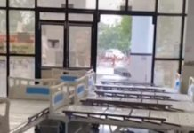 Greater Noida: 100-bed Covid Hospital started in Jewar, people will get every facility