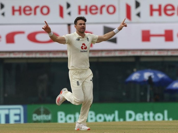ENG vs NZ 2nd Test: James Anderson creates history, becomes the first English cricketer to do so