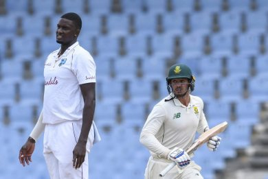 Awful Batting Performance By West Indies Paves Way For Possible Day 3 Loss Against South Africa