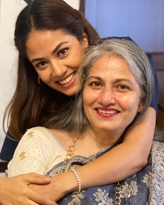 Mira Rajput wished her mother on her birthday in a unique way, saying – there is no one like you