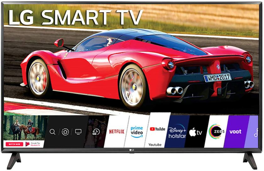 Amazon Navratri Sale: If you want to take smart TV to home or office, get up to 50% discount on ongoing Navratri sales on Amazon.